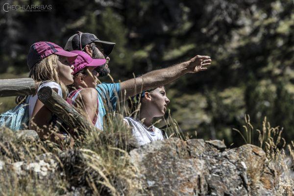 Senderismo en el Parque Natural Posets Madaleta