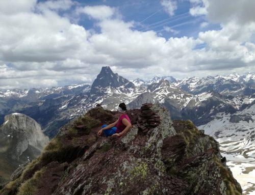 Valle del Aragón: Pico de los Moines